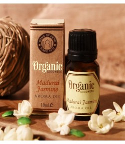 Olejek zapachowy - Madurai Jasmine - Song of India 10 ml