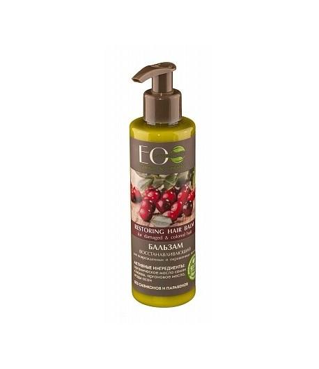 Balsam regenerujący - włosy zniszczone i farbowane - EO LAB 200 ml