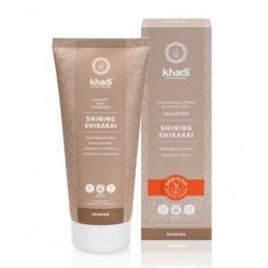 Shikakai - nabłyszczający szampon Ajurwedyjski - Khadi 200 ml