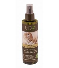 Środek do prostowania i wzmocnienia włosów - EO LAB 200 ml