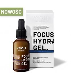 FOCUS HYDRATION GEL Ultra nawilżające serum żelowe - veoli botanica 30 ml