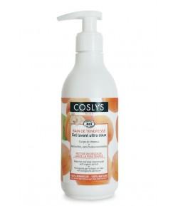 Morelowy Płyn mycia i kąpieli dla niemowląt i dzieci 2w1 bez alergenów - Coslys 250 ml
