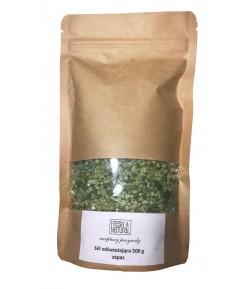 Refill Odświeżająca sól do kąpieli stóp z Rozmarynem i Mietą - Fresh&Natural 500g
