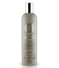 Szampon Ochrona i Energia - włosy zniszczone i osłabione - Natura Siberica 400 ml