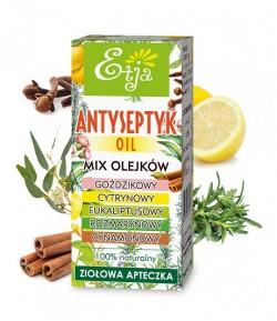 Antyseptyk Oil - Mix olejków eterycznych - Etja 10 ml