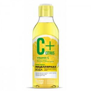 C+ Citrus Woda micelarna z kompleksem przeciw starzeniu - Fitokosmetik 245 ml