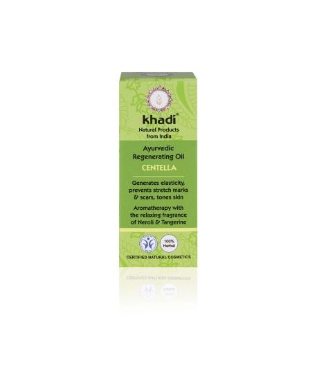 Centella - ajurwedyjski olejek do twarzy i ciała - Khadi 10ml